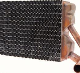 """OER 1968-72 Chevrolet Full-Size W/ AC - Copper/Brass Heater Core (9-1/2"""" X 6-3/8"""" X 2"""") 3014782"""