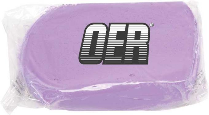 OER Clay Bar Heavy Duty Purple K89448