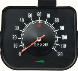 OER 1968 Chevelle Speedometer Without Speed Warning 6492545