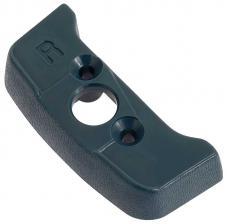 OER 1974-92 Seat Belt Shoulder Belt Guide Escutcheon - RH - Dark Blue 20552353