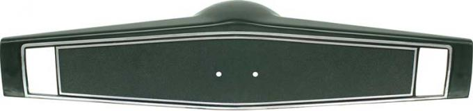OER 1969-70 Steering Wheel Shroud Dark Green 3961778