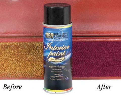 OER Dark Gray Restoration Carpet Dye - 12 Oz Aerosol Can PP903
