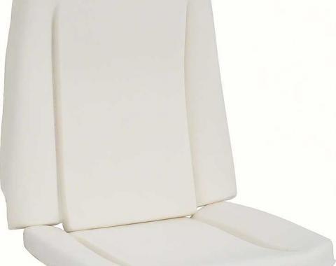 OER 1966-71 Bucket Seat Foam SF111