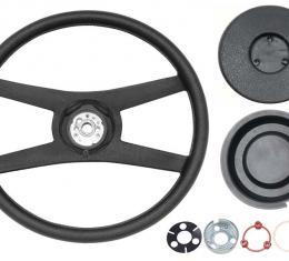 OER 1971-81 4 Spoke Sport Steering Wheel Kit *881346
