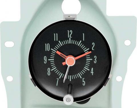 OER 1969 Chevelle Center Dash Clock 3948956
