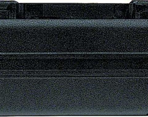 OER 1968-72 GM Black Standard Arm Rest Base, LH - Various Models 8769927