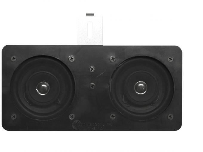 Custom Autosound 1964-1972 Buick Dual Speakers