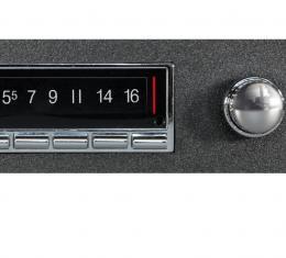Custom Autosound 1973-1977 Chevrolet Chevelle USA-740 Radio
