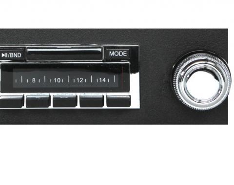 Custom Autosound 1969-1972 Chevrolet Chevelle USA-630 Radio