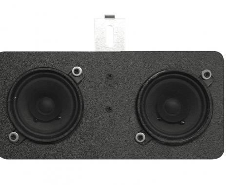 Custom Autosound 1968-1969 Chevrolet Chevelle Dual Speakers