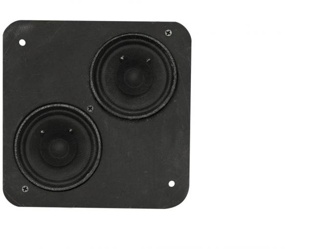 Custom Autosound 1961-1969 Buick Dual Speakers