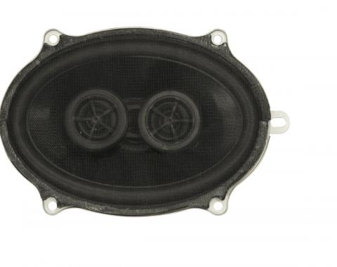 Custom Autosound 1966-1967 Oldsmobile Dual Voice Coil Speakers