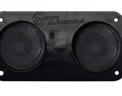 Custom Autosound 1964-1972 Pontiac GTO/Tempest Dual Speakers