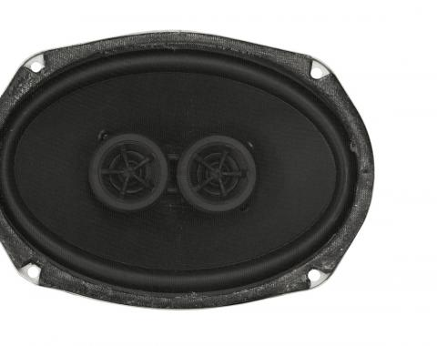 Custom Autosound 1970-1977 Chevrolet Chevelle Dual Voice Coil Speakers