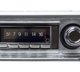 Custom Autosound 1965 Chevrolet Chevelle USA-740 Radio
