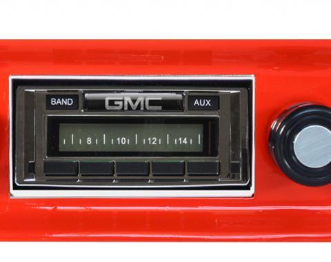 Custom Autosound 1967-1972 GMC Truck/Jimmy USA-230 Radio