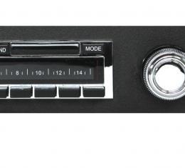 Custom Autosound 1968 Chevrolet Chevelle USA-630 Radio
