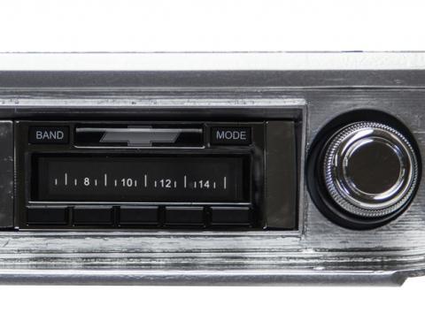 Custom Autosound 1965 Chevrolet Chevelle USA-630 Radio