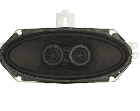 Custom Autosound 1968-1969 Chevrolet Chevelle Dual Voice Coil Speakers