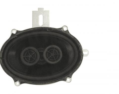 Custom Autosound 1966-1967 Chevrolet Chevelle Dual Voice Coil Speakers