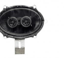 Custom Autosound 1964-1965 Chevrolet Chevelle Dual Voice Coil Speakers