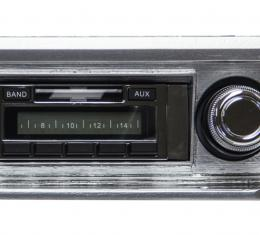Custom Autosound 1965 Chevrolet Chevelle USA-230 Radio